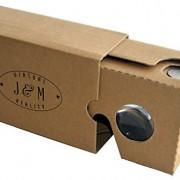 J&M Virtual Reality Kit V 2.0 Braun
