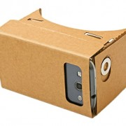 Magic Cardboard VR Brille Front