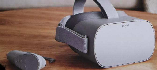 Oculus Go: Das autarke VR Headset