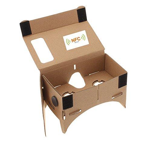 Andoer-DIY-Google-Pappkarton-Virtuelle-Realitt-VR-Handy-3D-Brille-mit-NFC-Tag-fr-45-Screen-0