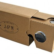 J&M Virtual Reality Kit V 2.0 Braun