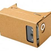 Magic Cardboard VR Brille Front