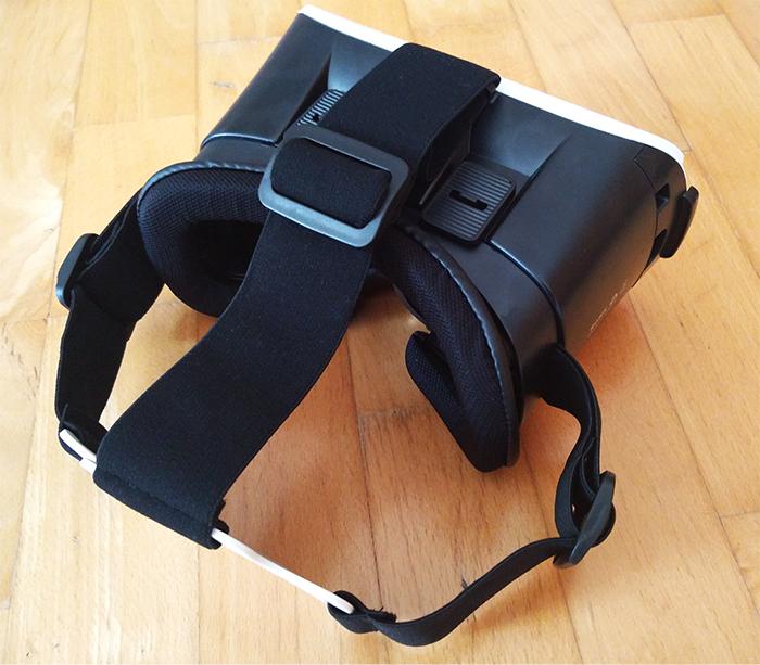 SIMBR 3D VR Headset