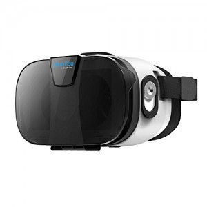 VR-Brille-HooToo-3D-VR-Box-mit-Magnetkontroller-Virtual-Reality-Brille-Headset-fr-47-6-Zoll-Handy-0
