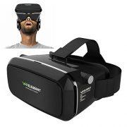 ELEGIANT-Universal-3D-VR-Einstellbar-Virtual-Reality-Brille-Karton-Video-Movie-Game-Brille-virtuelle-Realitt-Glasses-fr-35-6-Android-IOS-Iphone-Samsung-Galaxy-Mega-2-Galaxy-Note-4-Galaxy-Note-3-Galaxy-0