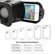 Esky-ES-VR01-3D-VR-Brille-Box-Einstellbar-Virtual-Reality-Video-Movie-Game-Brille-Headset-fr-Smartphones-Android-IOS-Handys-3D-Filme-und-Spiele-schwarz-0-3